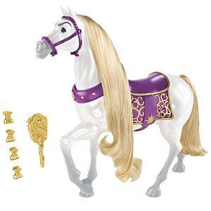 Tangled Rapunzel Maximus Horse