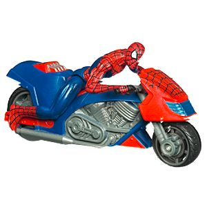 Spider-Man Turbo Spider Zoom N Go