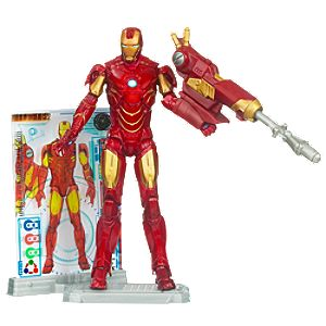 Iron Man Mark IV Iron Man 2 Action Figure -- 4