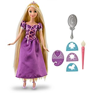 Color and Style Tangled Rapunzel Doll -- 11