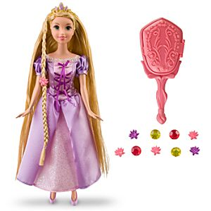 Grow and Style Rapunzel Doll -- 11
