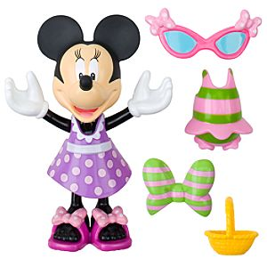 Minnie Mouse Beach Bow-tique Play Set