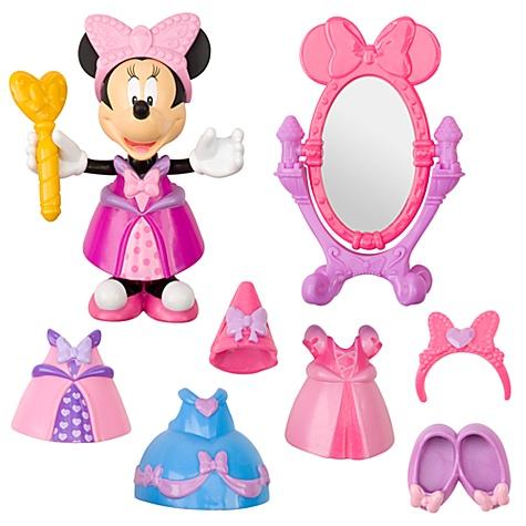 Nwt Disney Minnie Mouse Princess Bow Tique Play Set Ebay