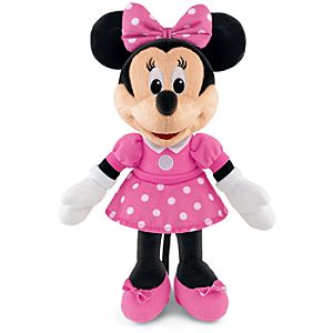 Mickey Mouse Clubhouse Sing & Giggle Minnie Mouse Plush