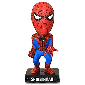 Wacky Wobbler Spider-Man Bobble Head