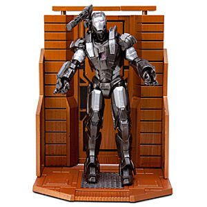 Marvel Select War Machine Action Figure -- 7