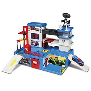 Marvel Universe Marvel City Play Set