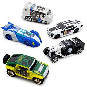 Marvel Universe Die Cast Car Set #3 -- 5-Pc.