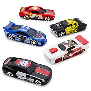 Marvel Universe Die Cast Car Set #4 -- 5-Pc.
