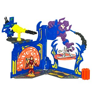 Marvel Super Hero Squad Crusaders of the Cosmos Play Set