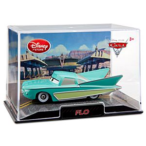 Flo Cars 2 Die Cast Car
