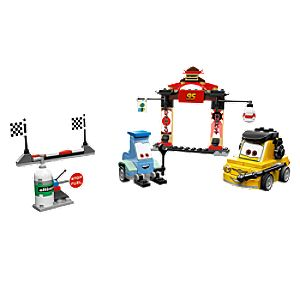 Tokyo Pit Stop Cars 2 Lego Play Set
