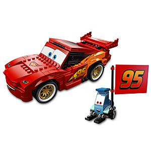 Ultimate Build Lightning McQueen Cars 2 Lego Play Set