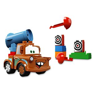 Agent Mater Cars 2 Lego Duplo Play Set