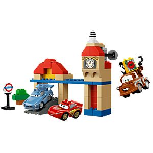 Big Bentley Cars 2 Lego Duplo Play Set