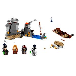 Isla De Muerta Pirates of the Caribbean Lego Play Set