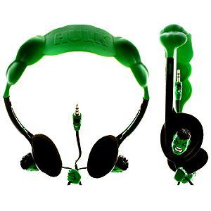 Headband Style Marvel Comics Hulk Headphones