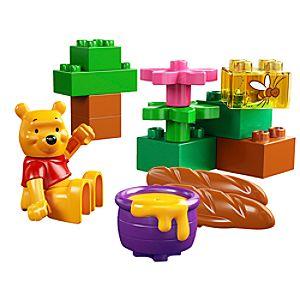 Winnie the Pooh Picnic Lego Duplo Play Set