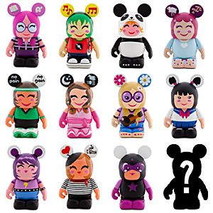Vinylmation Cutesters Like You Series Figure - 3H