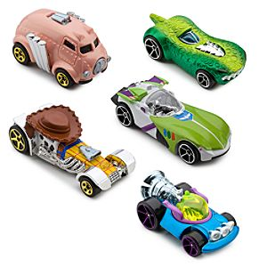 Toy Story Die Cast Car Set #1 -- 5-Pc.