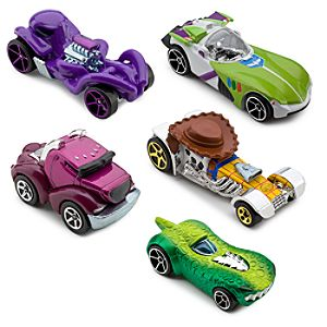 Toy Story Die Cast Car Set #2 -- 5-Pc.