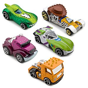 Toy Story Die Cast Car Set #3 -- 5-Pc.