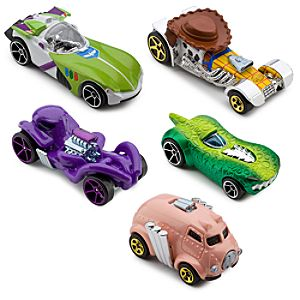 Toy Story Die Cast Car Set #4 -- 5-Pc.