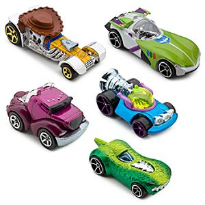 Toy Story Die Cast Car Set #5 -- 5-Pc.