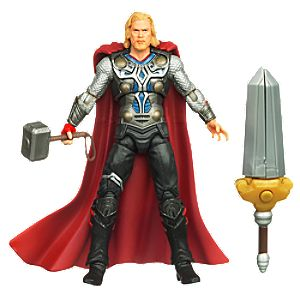 Sword Spike Thor: Thor Action Figure -- 3 3/4 H