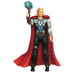 Lightning Clash Thor: Thor Action Figure -- 3 3/4 H