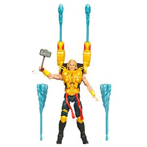 Blaster Armor Thor: Thor Action Figure -- 3 3/4 H