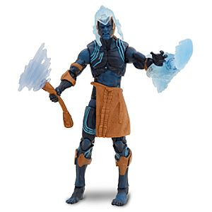Ice Attack Marvels Frost Giant: Thor Action Figure -- 3 3/4 H