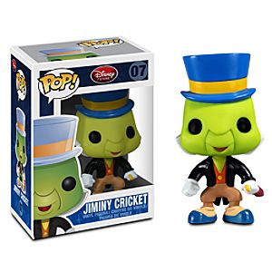 POP! Jiminy Cricket Vinyl Figure by Funko