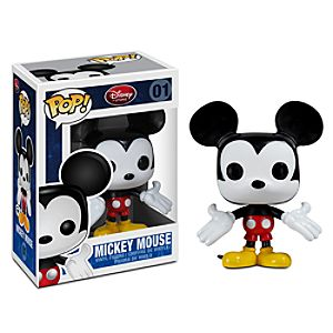 POP! Mickey Mouse Vinyl Figure by Funko