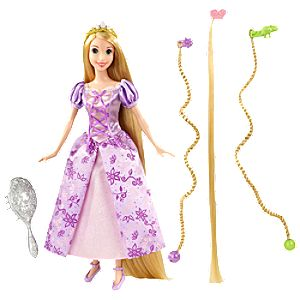 Bend and Style Tangled Rapunzel Doll