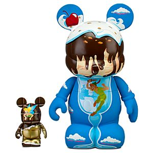 Kidada for Disney Store Vinylmation 9 Figure -- Never Grow Up