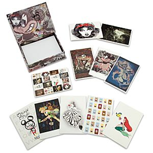 Disney Store Artist Series One Notecard Set