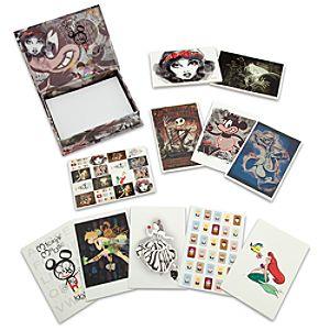 Disney Store Artist Series One Notecard Set