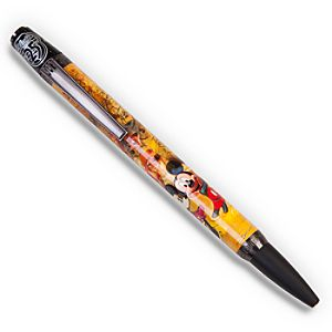D23 Exclusive Disney Store 25th Anniversary Pen by Retro 51