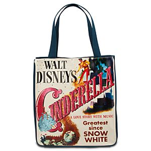 Classic Cinderella Tote Bag
