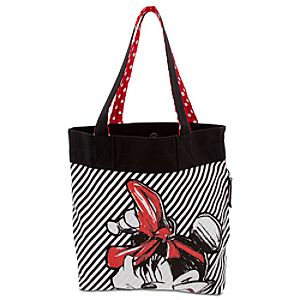 Diva Minnie Mouse Tote Bag