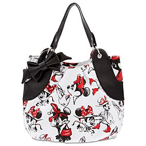Diva Minnie Mouse Satchel