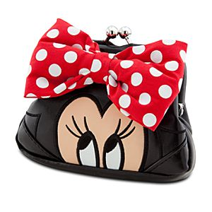 Signature Minnie Mouse Coin Purse