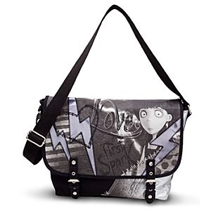 Frankenweenie Crossbody Messenger Bag