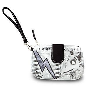 Wristlet for Women - Frankenweenie