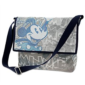 Minnie Mouse Messenger Bag