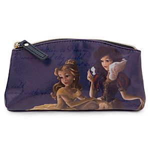 Snow White and Belle Cosmetic Bag - Disney Fairytale Designer Collection