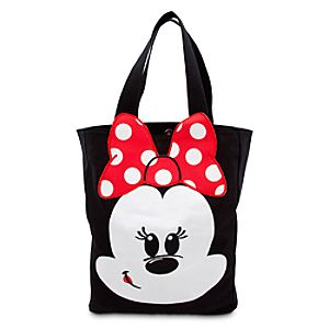 Mickey and Minnie Mouse Tote - Artist Series Two