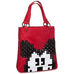 Disney Couture Studded Mickey Mouse Tote