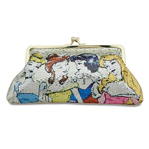 Disney Princess Vintage Fashion Clutch Bag